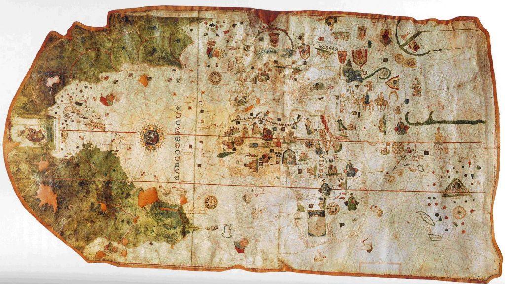 Древние мореходы в Антарктиде
